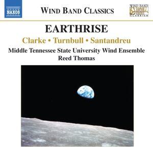 Earthrise. Opere per orchestra di fiati - CD Audio