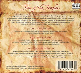 Music from the Time of the Templars - CD Audio - 2