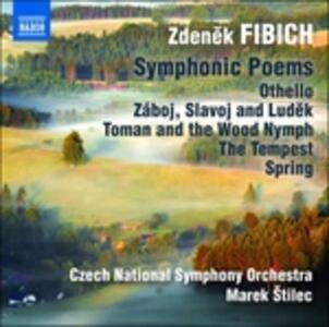 Opere orchestrali vol.3 - CD Audio di Zdenek Fibich