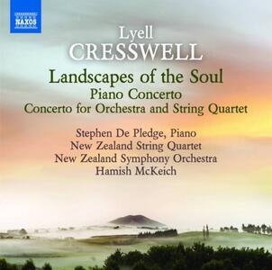 Opere orchestrali - CD Audio di Lyell Cresswell