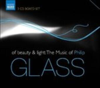 Glass Box Set - CD Audio di Philip Glass