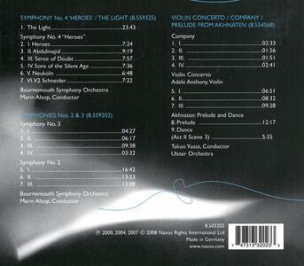 Glass Box Set - CD Audio di Philip Glass - 2
