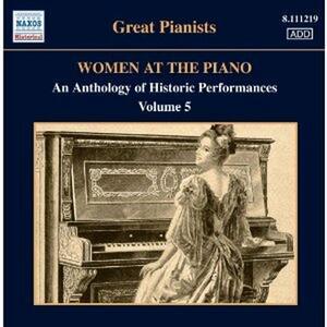 Women At The Piano Vol.5 - CD Audio