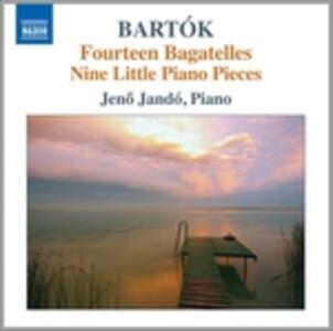 Opere per pianoforte vol.7 - CD Audio di Bela Bartok