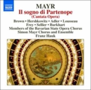 Il Sogno di Partenope - CD Audio di Johann Simon Mayr