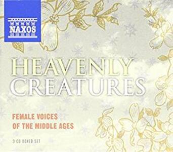 Heavenly Creatures - CD Audio di Oxford Camerata