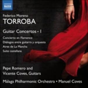 Concerti per chitarra e orchestra - CD Audio di Federico Moreno Torroba