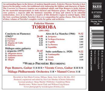 Concerti per chitarra e orchestra - CD Audio di Federico Moreno Torroba - 2