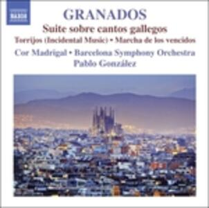 Orchestral Works Vol. 1 - CD Audio di Enrique Granados
