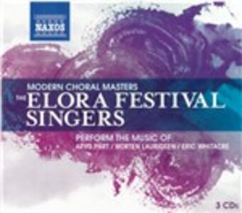 Modern Choral Masters - CD Audio di Elora Festival Singers