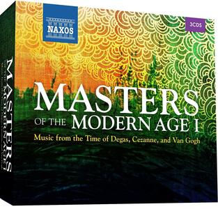 Masters of the Modern Age - CD Audio
