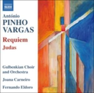 Requiem - Judas - CD Audio di Antonio Pinho Vargas