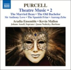 Theatre Music vol.2 - CD Audio di Henry Purcell