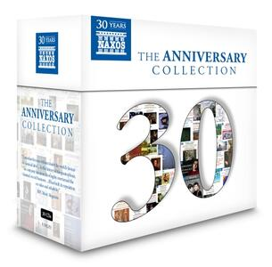 The Anniversary Naxos Collection - CD Audio