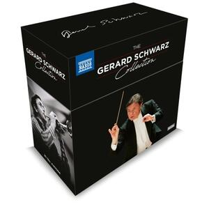 Gerard Schwarz Collection - CD Audio di Royal Liverpool Philharmonic Orchestra,Seattle Symphony Orchestra,Gerard Schwarz