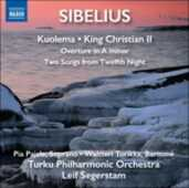 CD Kuolema - Re Christian II - Ouverture in La minore - Due pezzi da La dodicesima notte Jean Sibelius