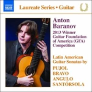 Recital di Anton Baranov - CD Audio di Anton Baranov
