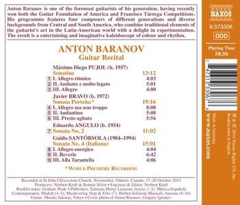 Recital di Anton Baranov - CD Audio di Anton Baranov - 2