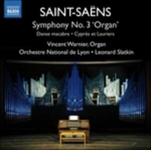 Opere orchestrali - CD Audio di Camille Saint-Saëns