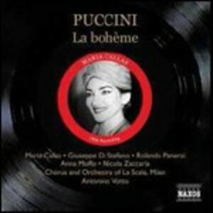 La Bohème - CD Audio di Maria Callas,Giuseppe Di Stefano,Anna Moffo,Giacomo Puccini,Orchestra del Teatro alla Scala di Milano,Antonino Votto