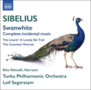 Musiche di scena - CD Audio di Jean Sibelius