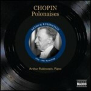 Polacche - CD Audio di Fryderyk Franciszek Chopin,Arthur Rubinstein