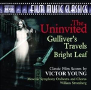 The Uninvited - I Viaggi di Gulliver - Le Foglie D'oro (Colonna Sonora) - CD Audio di Victor Young