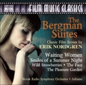 The Bergman Suites - CD Audio di Pehr Henrik Nordgren