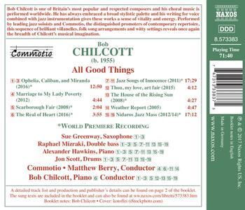 All Good Things - CD Audio di Bob Chilcott - 2