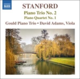 Trii con pianoforte n.1, n.2 - CD Audio di Sir Charles Villiers Stanford,Gould Piano Trio