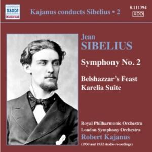Symphony No.2 - CD Audio di Jean Sibelius