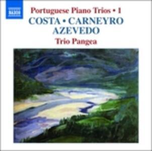 Trii con pianoforte portoghesi - CD Audio di Luís Costa