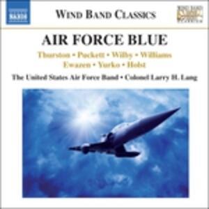 Air Force Blue - CD Audio di Larry H. Lang