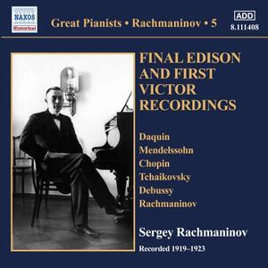 Musica per pianoforte solo vol.5 - CD Audio di Sergej Vasilevich Rachmaninov
