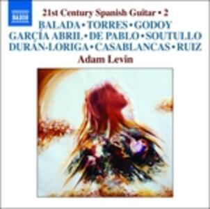 La chitarra spagnola del XXI secolo - CD Audio