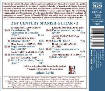 La chitarra spagnola del XXI secolo - CD Audio - 2
