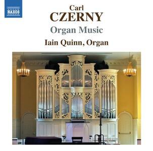 Musica per organo - CD Audio di Carl Czerny,Iain Quinn