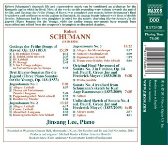 Piano Sonatas for the Young - CD Audio di Robert Schumann - 2