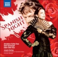 Spanish Night - CD Audio di Joaquin Rodrigo