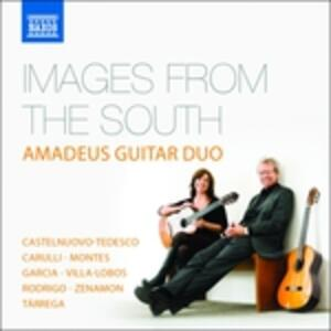 Images from the South - CD Audio