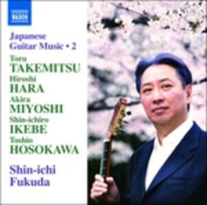 Musica giapponese per chitarra vol.2 - CD Audio