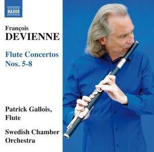 Concerti per flauto completi vol.2 - CD Audio di Patrick Gallois,Swedish Chamber Orchestra