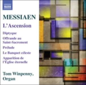 L'Ascension - CD Audio di Olivier Messiaen