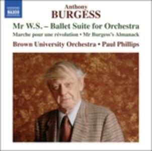 Ballet Suite for Orchestra - CD Audio di Anthony Burgess