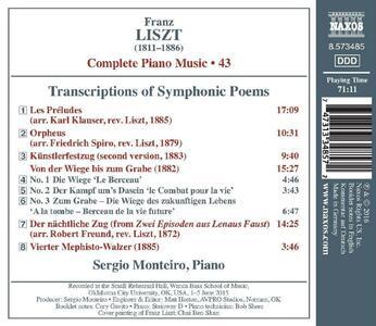 Opere per pianoforte vol.43 - CD Audio di Franz Liszt - 2