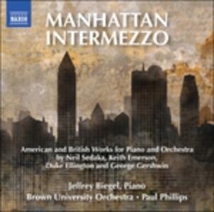 Manhattan Intermezzo - CD Audio di Neil Sedaka
