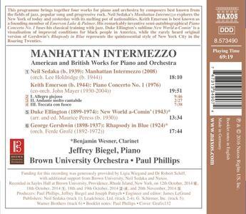 Manhattan Intermezzo - CD Audio di Neil Sedaka - 2