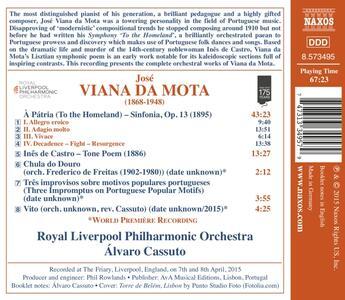 À Pátria - Inês De Castro - CD Audio di José Vianna Da Motta - 2