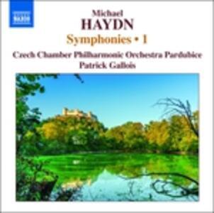Sinfonie vol.1 - CD Audio di Johann Michael Haydn