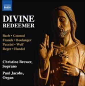 Divine Redeemer - CD Audio di Christine Brewer
